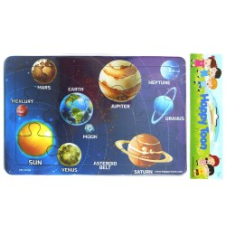 Puzzle Regular Solar System Planet