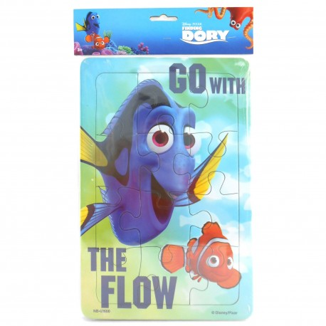 Puzzle Regular Finding Dory - Go With The Flow