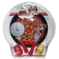 Minnie Mouse Pizza Set