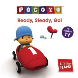 Pocoyo StoryBook - Ready, Steady, Go!