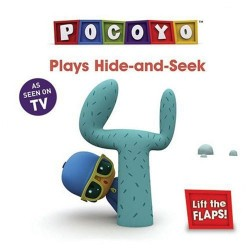 Pocoyo StoryBook - Plays, Hide & Seek