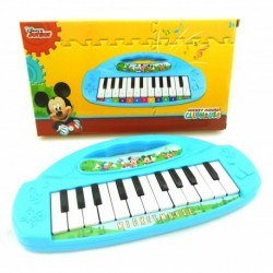 Mickey Mouse Rainbow Piano
