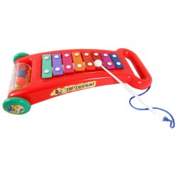 Mickey Mouse Red Xylophone