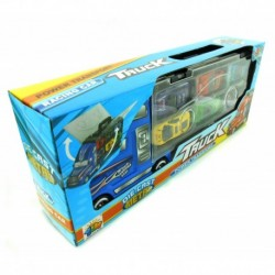 Die Cast Metal Truck - Power Transport
