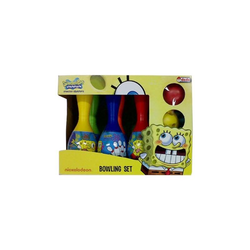 Spongebob bowling set happy toon toko mainan online for Kitchen set mainan