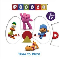 Pocoyo StoryBook - Time to Play