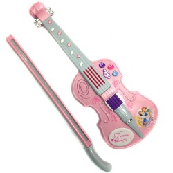 Disney Princess Concert Master Violin - Mainan Biola