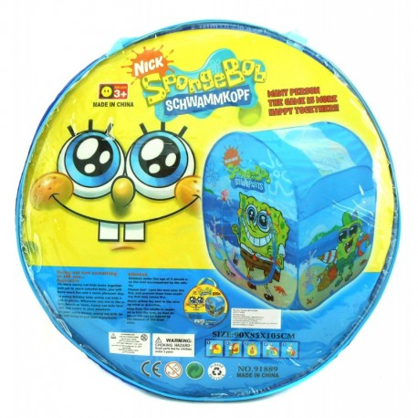 SpongeBob Tent - SquarePant