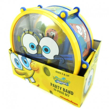 SpongeBob Party Band - 10 piece set