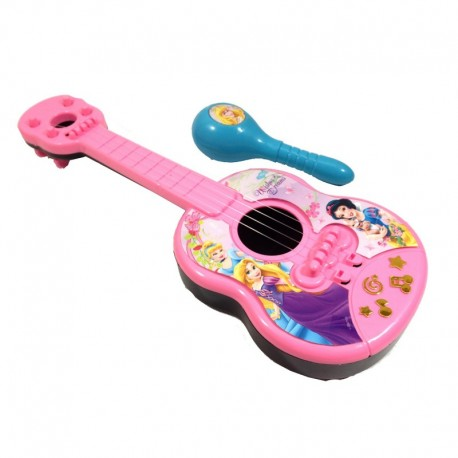Disney Princess Guitar - Wishes & Dreams