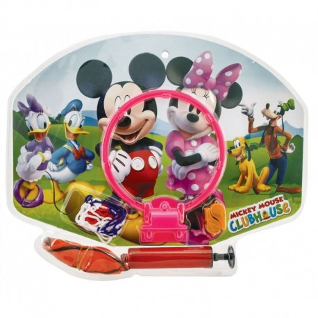 Mickey Mouse Basket Ring