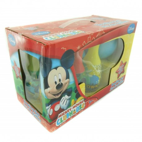 Mickey Mouse Bowling Set