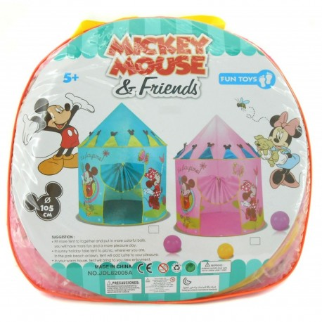 Mickey Mouse and Friends Tent
