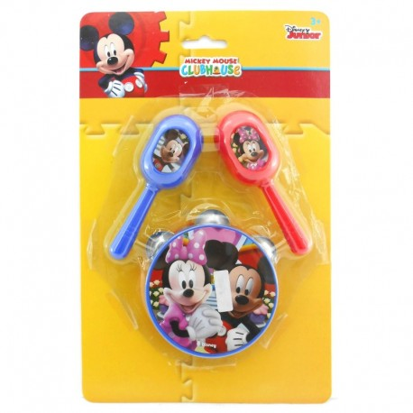 Mickey - Tambourine & Maracas